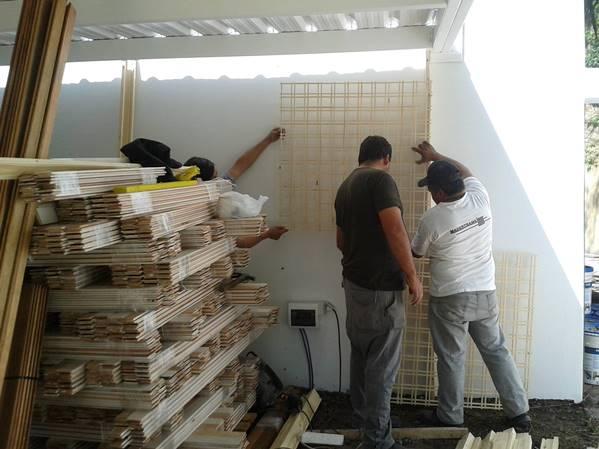 Casa FOA 2014: Espacio woodwork para Chevrolet - Jose Luis Zacarias Otiñano